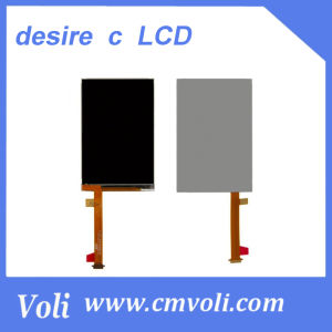 Replacement LCD Screen for HTC Desire C A320e LCD pictures & photos