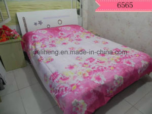 Home Textile 100% Microfiber Polyester Printed Cheap Wholesale Fabric pictures & photos