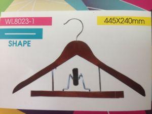 Suits Skirts Coat Multifunction Wooden Hanger (TPL023-1)