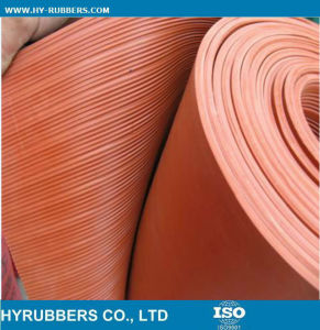 Colourfull Check Anti-Slip Rubber Sheet pictures & photos