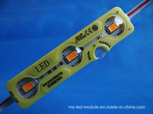 Samsung 5730 LED Module Injection with 3 Chips pictures & photos
