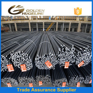 Construction Material Thread Screw Deformed Steel Rebar pictures & photos