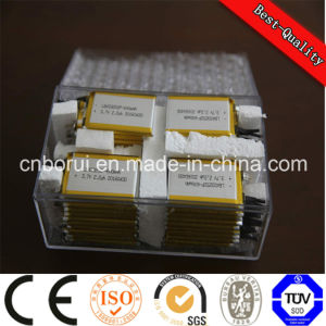 300mAh 3.7V Lithium Li Ion Polymer Battery for Bluetooth Headsets pictures & photos