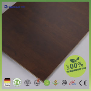 Mdi Resin Raw MDF Board High Quality Panel Board Health Living Decoration Board pictures & photos