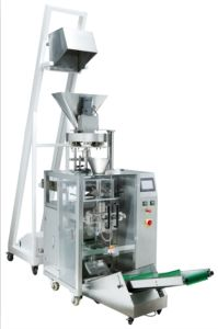 Vertical Volumetric Cups Grain Packaging Machine