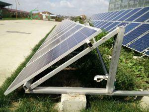 Solar Panel Ground Mounting Bracket pictures & photos