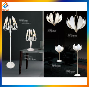 Modern Simple Style Hotel Modern Metal Table Lamp pictures & photos