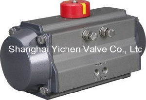 Double Acting Aluminum Pneumatic Actuator (YCATD) pictures & photos