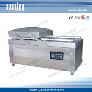 Hualian 2015 Large Vacuum Packing Machine (HVC-820S/2B) pictures & photos