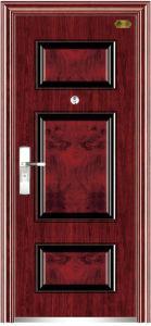 Steel Entrance Security Door (XY-8248)