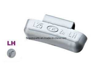 Zn Clip-on Weight Lh