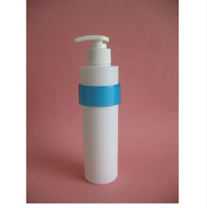 Plastic Shampoo Bottles with Lotion Pump pictures & photos