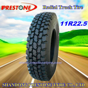 11R22.5 12R22.5 11R24.5 10.00R22 LONG MARCH Heavy Duty Truck Tires / Tyres pictures & photos