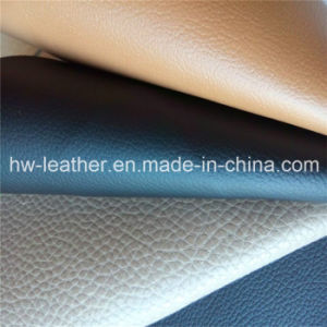 PVC Leather for Car Seat Cover Hw-569 pictures & photos