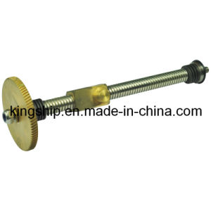 Machining Screw Shaft with High Quality, Metal Processing (0176) pictures & photos