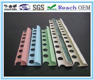 PVC Tile Trim, Unicolor PVC Tile Trim, Porcelain Tile Trim pictures & photos
