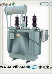 Amorphous Alloy Power Distribution Transformer pictures & photos