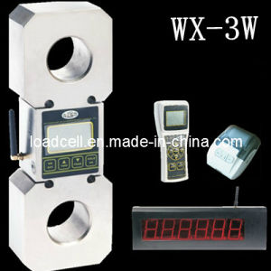 Wireless Crane Scales, Alloy Steel, Big Capacity, 10t~100t (WX-3W) pictures & photos