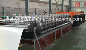Glaze Tile Roll Forming Machine with Auto Stacker pictures & photos