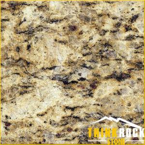 Yellow Granite Slab - Giallo Cecilia
