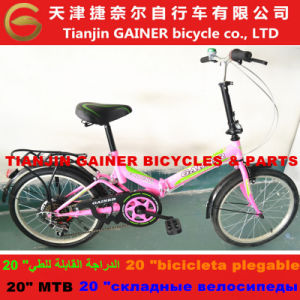 "Tianjin Gainer 20"" Folding Bicycle Fashionable Design pictures & photos"