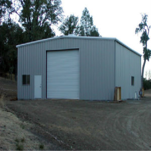 Light Prefab Steel Warehouse with Ce Certification pictures & photos
