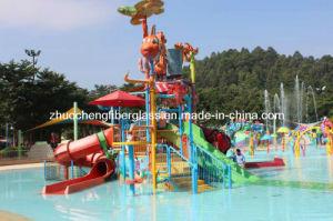 Water Spray Park Fiberglass Equipment pictures & photos