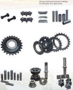 Mining Machinery Parts/ Precision Casting Parts (HS-AD-025) pictures & photos