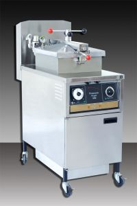 Chicken Pressure Fryer (gas and electric model supplied) pictures & photos