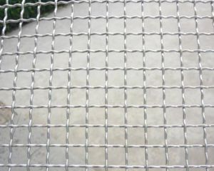 Stainless Steel Woven Crimped Sieving Wire Mesh pictures & photos