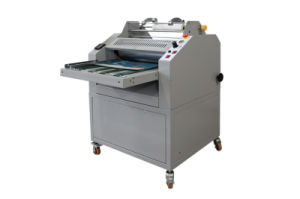 Heavy Pressure Paper Laminating Machine 526 pictures & photos