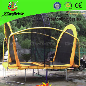 Newly Hot Sale Trampoline with Basketball Hoops, Aldi Trampoline pictures & photos
