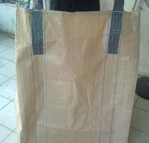 90*90*120cm Yellow Color Korea PP Bulk Bags pictures & photos