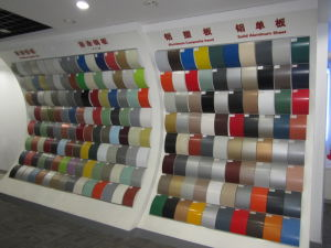 Anti-Dirty Alucosuper PVDF Color Coating Aluminum Coil Since 1995 pictures & photos