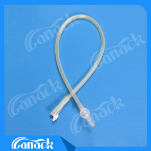 Silicone Embryo Flushing Catheter Insemation Catheter pictures & photos
