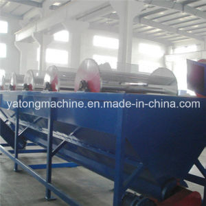 300kg/H PE Recycling Line
