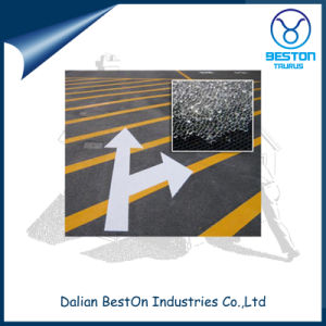 China Reflective Glass Beads Road Marking Paint Micro Glass Beads pictures & photos