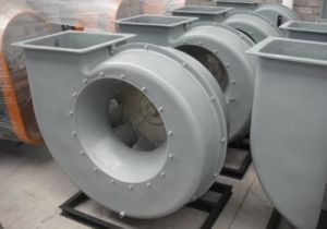 GRP Centrifugal Ventilation Fan for Exhaust Industry pictures & photos