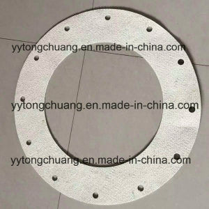 High Temperature Heat Resistance Non-Metal Flange Gasket pictures & photos