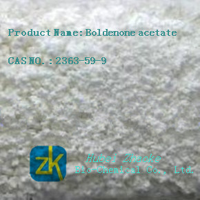 Muscle Building Steroid Powder of Boldenone Acetate pictures & photos