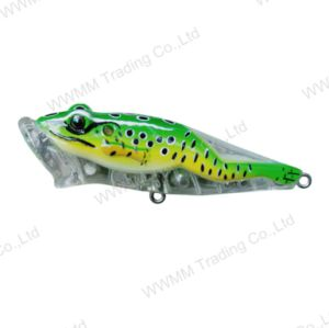Top Grade Fishing Lure--UV Coated Frog Popper (HW002) pictures & photos