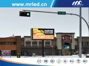 Outdoor HD Advertising LED Display (IP65) pictures & photos