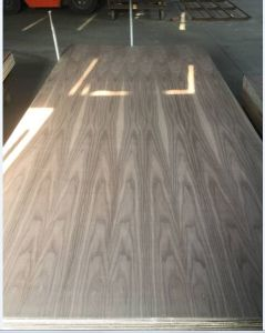4.6mm Natural Black Walnut Fancy Plywood Sales in Market pictures & photos