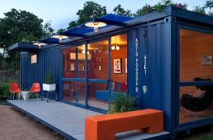 2016 China Prefab Modified Renovated Container House