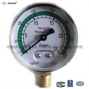 Pressure Gauge (OX)