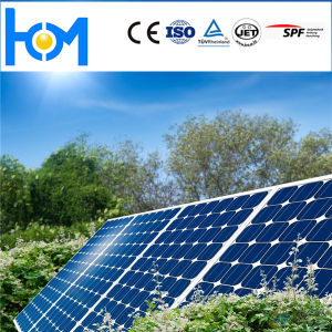 2.8mm/3.2mm/4.0mm Coating Toughened Glass for Solar Panel Module pictures & photos