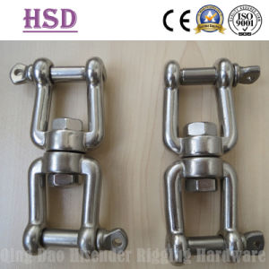 Stainless Steel 316 Swivel Jaw-Jaw of Rigging Hardware pictures & photos