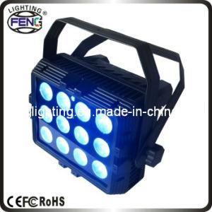 12PCS 6 in 1 RGBWA Uvwaterproof Mini LED Lights
