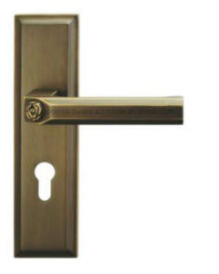 High Quality Solid Brass Door Handle 828 pictures & photos