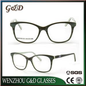 High Quality Fashion Acetate Glasses Frame Eyewear Eyeglass Optical Ncd1505-27 pictures & photos